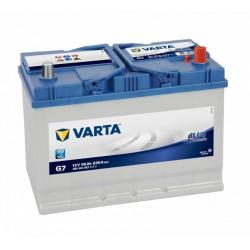 VARTA Blue ASIA 95Ah 830A normál jobb+ Akkumulátorok VARTA